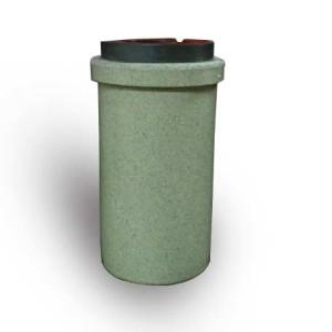 Crisol de Grafito cubierto de Ceramica